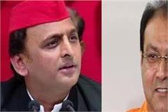 minister mohsin raza s sarcasm on akhilesh said akhilesh yadav