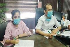 nurpur student sdm office proceedings