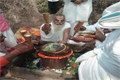 mahant kamalnayan said construction of the temple will start soon
