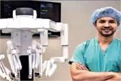 up doctor created history in medical world amid corona crisis