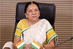 anandiben patel gets additional charge of governor of madhya pradesh