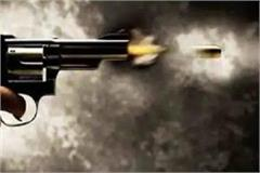 returning from duty husband and son shot dead case filed against 4 youths