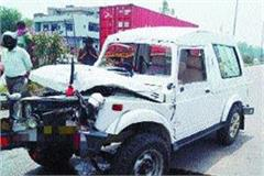 loftenant colonel gypsy and car road accident