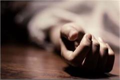 farmer hanged himself in lucknow