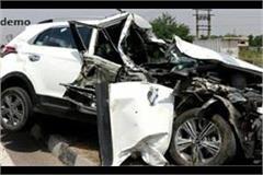 jalandhar amritsar highway road accident