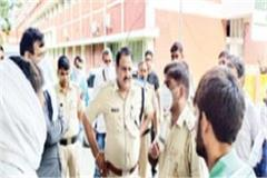murder case police conducted post mortem of dead body