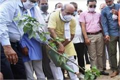 man must plant a plant in his life moolchand sharma