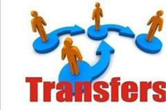 6 ias and transfers of 26 pcs officers