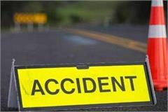 one accident and 8 lives ended in chhatterpur