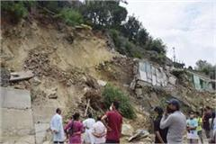 kullu fourlane construction company village hazard