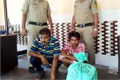 21 245 kg sawdust recovered from dhaba 2 arrested