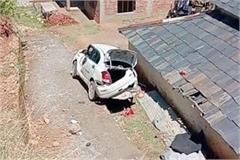 car accident in kangra