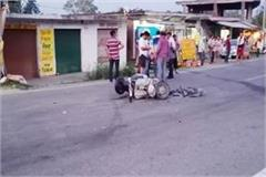 bharadai road accident person death