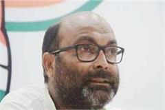 lallu says congress will give edge to lawyers  fee