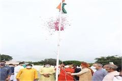 cm shivraj congratulated on the 74 th independence day