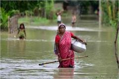 1020 villages in 18 districts affected by floods in up