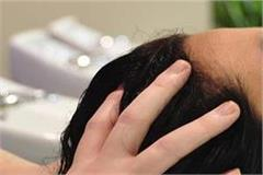 embarrassing act of a newly married woman in the salon
