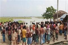 teenager drowned in ganga river