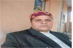 dead body of lawyer dharmendra chaudhary found missing for 8 days