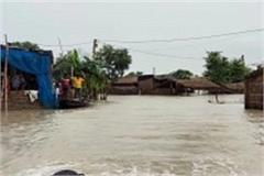 23 people have died due to floods in bihar