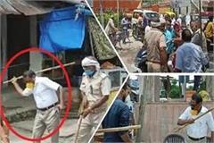 ballia cm takes cognizance of the public beating case sdm suspended