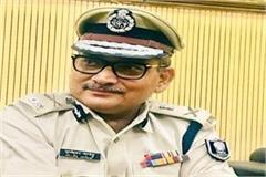 dgp gupteshwar pandey s resignation news went viral on social media