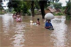 over 74 lakh population affected in 16 districts due to floods in bihar