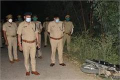 25 thousand prize crook arrested in saharanpur after encounter
