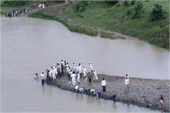 5 young girls drowned in the river 3 died 1 hospital referrer 1 missing