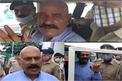 bahubali mla vijay mishra shifted to chitrakoot district jail