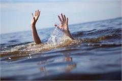 three friends drowned out of 6 who came to bathe in yamuna