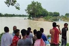 basti 16 thousand people affected due to floods and saryu river erosion