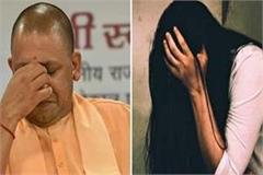 yogiraj  did not stop hardship rape by a teenager on the in mahoba