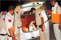nightdomination 55 percent police force remained on the road overnight
