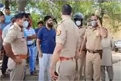 two arrested for promoting communal hatred