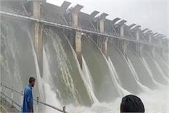 all gates of machagora dam were opened in chhindwara due to heavy rains