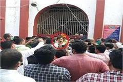 jaunpur bahubali dhananjay singh released in jail