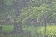 meteorological department warns of heavy rain in bundelkhand