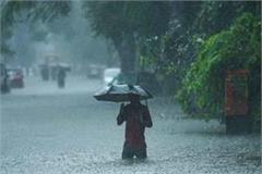 heavy rain warning for next 2 days in western and eastern up