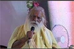 mahant nritya gopal das says construction of temple construction