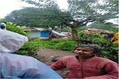 3 died due to the collapse of a kachcha house in chhindwara