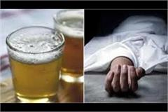 poisonous liquor continues to wreak havoc in punjab another person dies