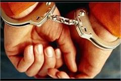 crime branch arrested a person accused of stealing tax of 2 60 crores