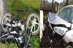 high speed havoc in hardoi 4 people including 2 women died