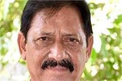 minister chetan chauhan died in yogi government