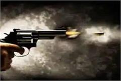 meerut as soon as day passed roasting aunt and nephew with bullets killed