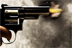 criminals raid property dealer s office one killed and 3 injured in firing