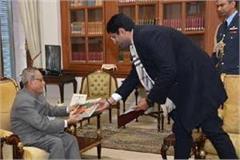 dushyant expressed grief over the demise of former president pranab mukherjee