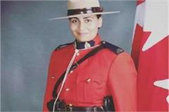 punjab s daughter flags in canada will serve in police department