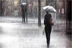 4 days heavy rain alert in himachal